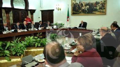 Photo of الرئيس تبون يترأس اجتماعا لمجلس الوزراء