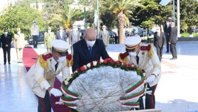 Photo of الرئيس تبون يقف دقيقة صمت ترحّمًا على أرواح شهداء مجازر 17 أكتوبر