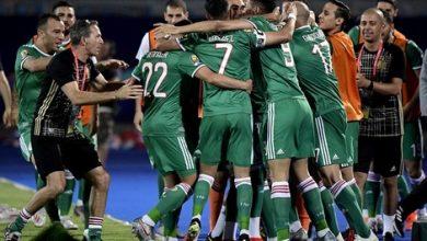 Photo of الفريق الوطني الجزائري يتقدم بخطوات ثابتة بعد فوزه على نظيره السينغالي