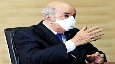 Photo of الرئيس تبون يطمئن الشعب الجزائري بشأن وضعه الصحي