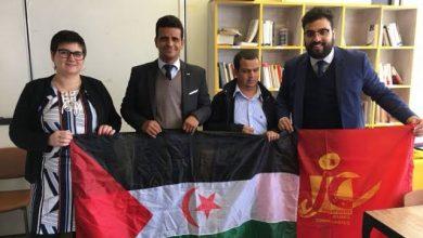 Photo of الحزب الشيوعي الفرنسي: فرنسا تعمل من أجل إدامة الاحتلال المغربي في الصحراء الغربية