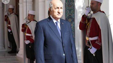Photo of رئيس الجمهورية يوجه رسالة بمناسبة اليوم الوطني للعلم
