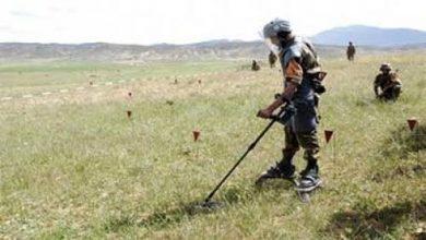 Photo of تحرير مائة ألف هكتار من الألغام المُضادة للأفراد من قبل الجيش الوطني الشعبي