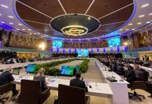 Photo of بيان/انطلاق أشغال الطبعة الثانية للاجتماع الوزاري المشترك بين الاتحاد الإفريقي والاتحاد الأوروبي